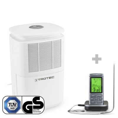 Deumidificatore TTK 30 E + Termometro da barbecue BT40