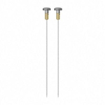 Coppia di elettrodi rotondi TS008/300 4 mm