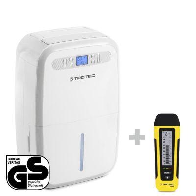 Deumidificatore TTK 95 E + Misuratore di umidità BM22