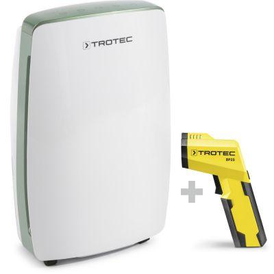 Deumidificatore TTK 68 E + Pirometro-Scanner del punto di rugiada BP25