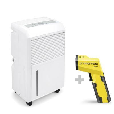 Deumidificatore TTK 90 E + Pirometro / Scanner del punto di rugiada BP25