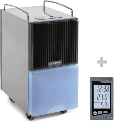 Deumidificatore TTK 120 E + Termoigrometro per interni BZ05