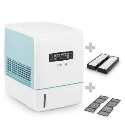 Airwasher AW 20 S + 2 filtri HEPA + 2 prefiltri