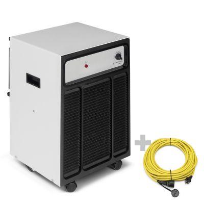 Deumidificatore TTK 120 S + Cavo di prolunga professionale 20 m / 230 V / 2,5 mm²