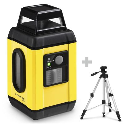 Livella laser rotante BD7A + treppiede universale