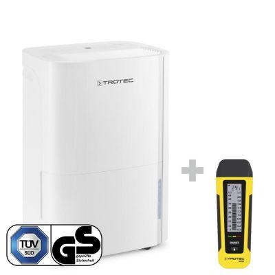 Deumidificatore TTK 54 E + Misuratore di umidità BM22