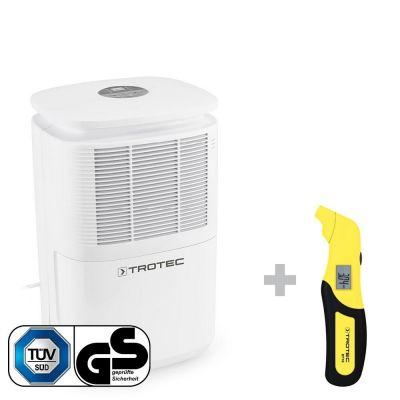 Deumidificatore TTK 30 E + Misuratore di pressione BY10