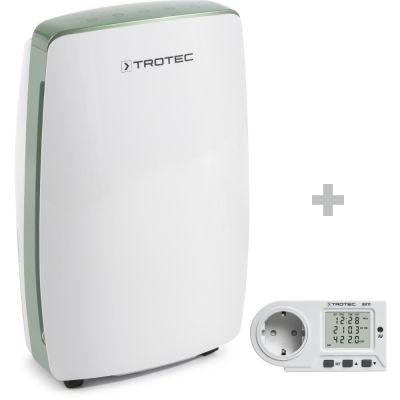 Deumidificatore TTK 68 E + Misuratore del costo dell'energia BX11