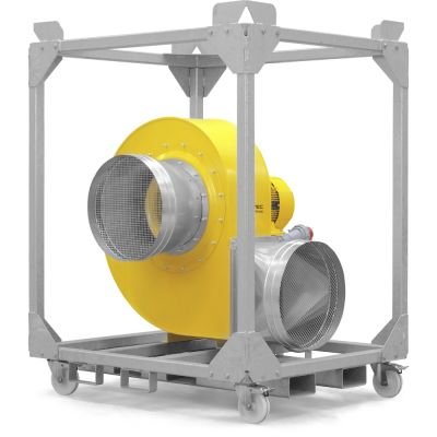 Ventilatore radiale TFV 600