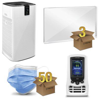 Pacchetto di protezione per uffici smedium con AirgoClean® 250 E
