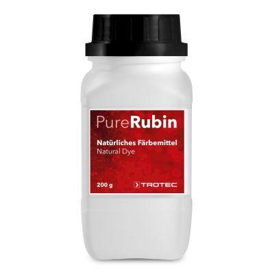 Colorante naturale rosso PureRubin 200 g