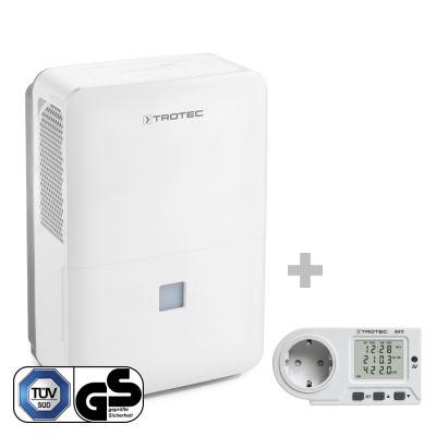 Deumidificatore TTK 127 E + Misuratore dei costi energetici BX11