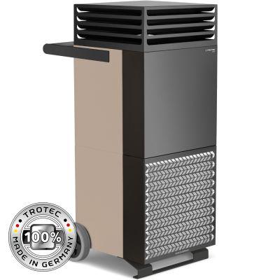 Depuratore d'aria ambiente TAC M in bronzo/nero