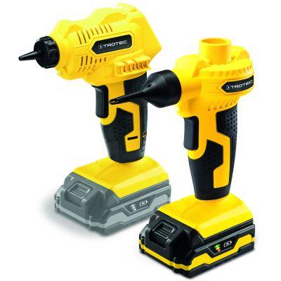 Compressore a batteria PCPS 11-20V & pompa ad aria a batteria PCPS 12-20V