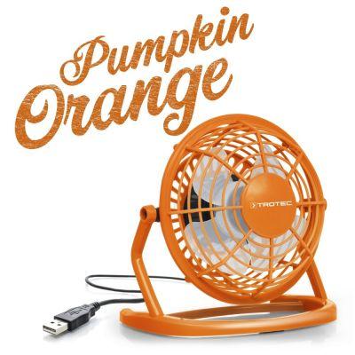 Ventilatore USB TVE 1O Arancione