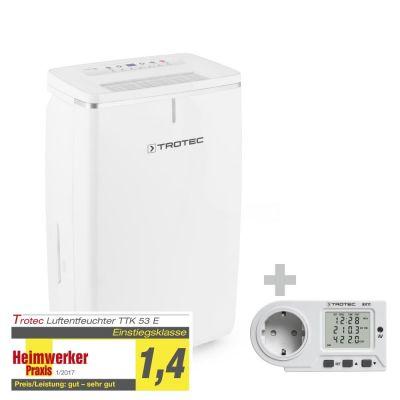 Deumidificatore TTK 53 E+ Misuratore di consumo elettrico BX11