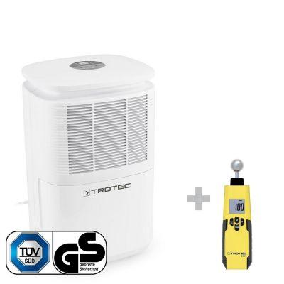 Deumidificatore TTK 30 E + Indicatore di umidità BM31