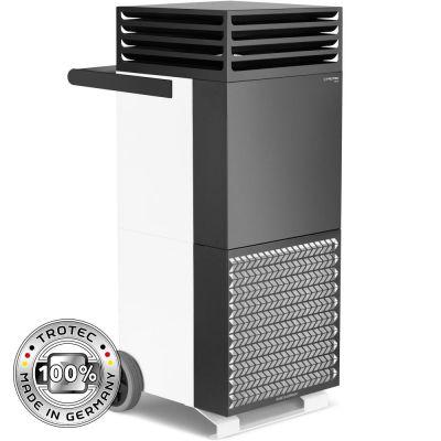 Depuratore d'aria ambiente TAC V+ in bianco/nero
