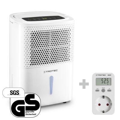 Deumidificatore TTK 26 E + Misuratore di consumo elettrico BX09