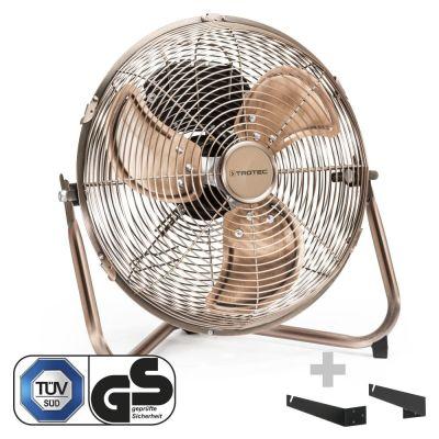 Ventilatore da pavimento TVM 11 + Supporto da parete/soffitto