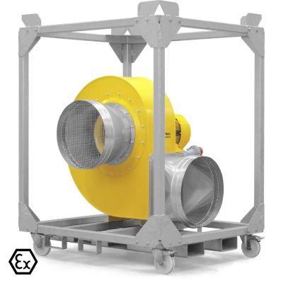 Ventilatore radiale TFV 600 Ex