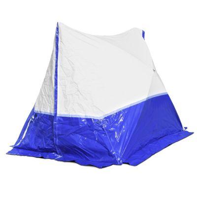 Tenda da lavoro 250 TE 250*200*190 a tetto spiovente - blu