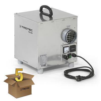 Deumidificatore ad assorbimento TTR 160 confezione 5 pz.