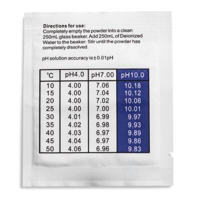 Soluzione di taratura per misuratori  di PH - pH 10.01