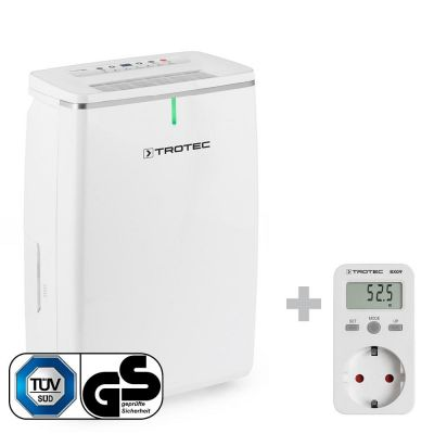 Deumidificatore TTK 72 E + Misuratore di consumo elettrico BX09