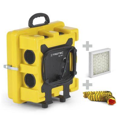 Purificatore d'aria TAC 750 E con filtri per pittura