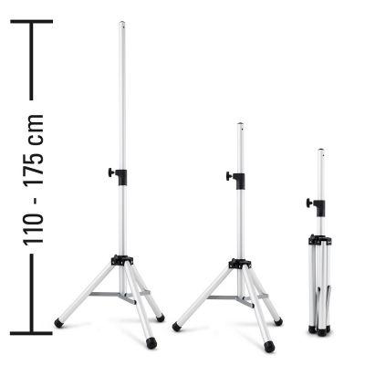 IR piede telescopico