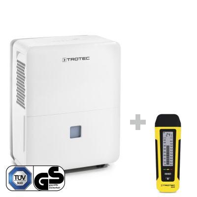 Deumidificatore TTK 96 E + Rilevatore di umidità BM22