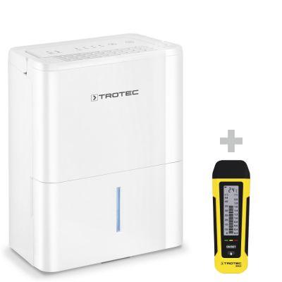 Deumidificatore TTK 32 E + Indicatore di umidità BM22