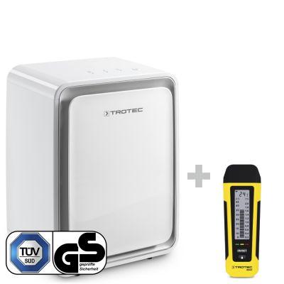 Deumidificatore TTK 24 E + Misuratore di umidità BM22