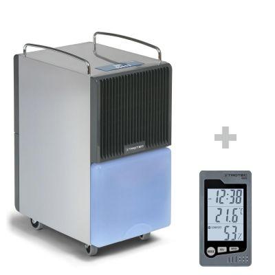 Deumidificatore TTK 122 E + Termoigrometro per interni BZ05