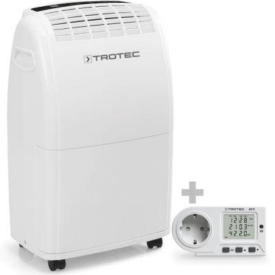 Deumidificatore TTK 75 E + Misuratore del consumo energetico BX11