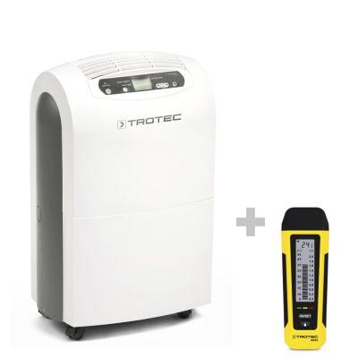 Deumidificatore comfort TTK 100 E + Indicatore di umidità BM22