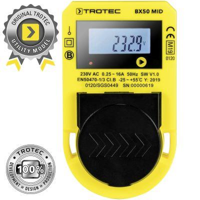 Misuratore del consumo energetico BX50 MID