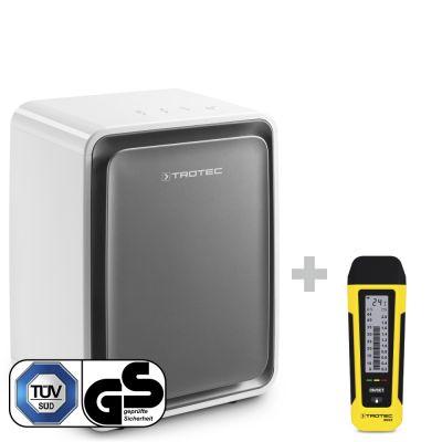 Deumidificatore TTK 24 E WS + Misuratore di umidità BM22