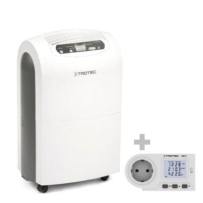 Deumidificatore comfort TTK 100 E + Misuratore del costo dell'energia BX11