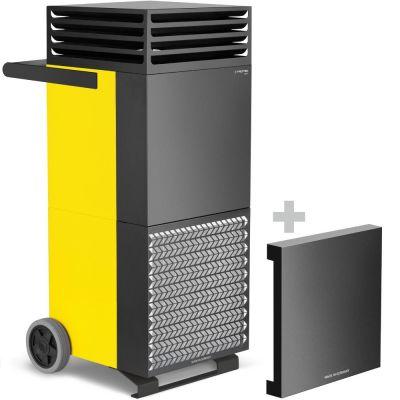 Depuratore d'aria ambiente TAC V+ + cappa di isolamento acustico