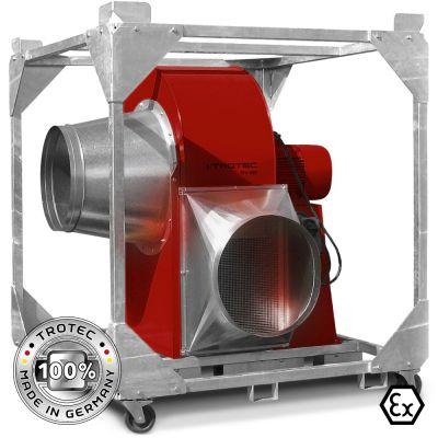 Ventilatore centrifugo TFV 900 Ex
