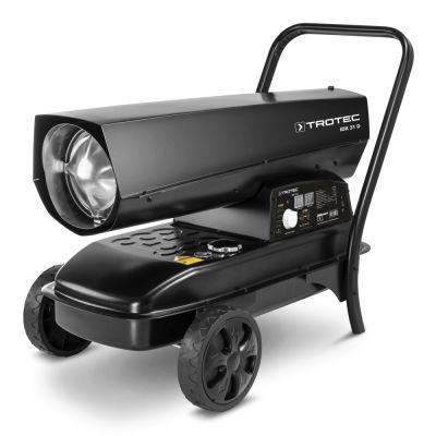 Generatore d'aria calda a gasolio diretto IDX 31 D