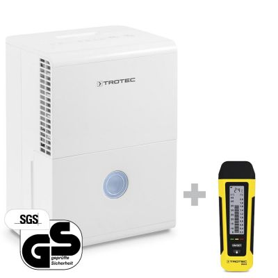 Deumidificatore TTK 28 E + Misuratore di umidità BM22