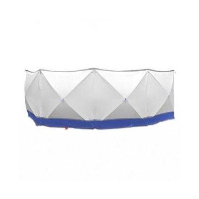 Schermo protettivo mobile 4*180*180 bianco e blu