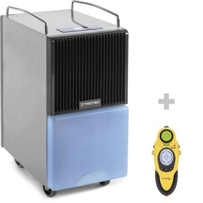 Deumidificatore TTK 120 E + Wallscanner BI15