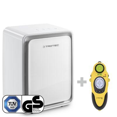 Deumidificatore TTK 24 E + Wallscanner BI15