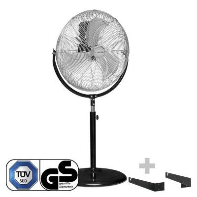 Ventilatore a piantana TVM 18 S + Supporto da parete e soffitto