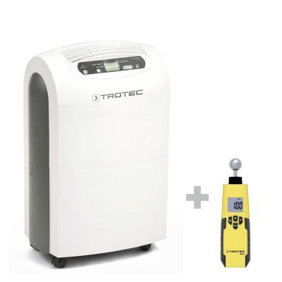 Deumidificatore comfort TTK 100 E + Indicatore di umidità BM31
