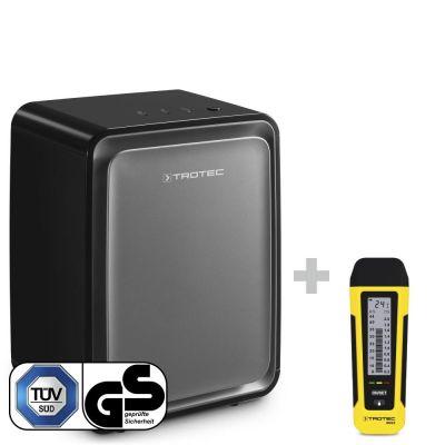 Deumidificatore TTK 24 E DS + Misuratore di umidità BM22